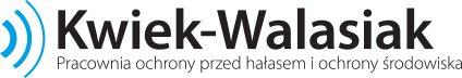 Kwiek-Walasiak Pracownia ochrony przed hałasem i ochrony środowiska